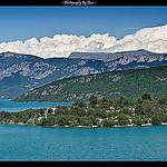 Lac De Sainte Croix par DamDuSud - Bauduen 83630 Var Provence France