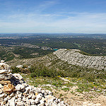 Sommet de la Montagne Sainte-Victoire - Pas du Moine by  - St. Marc Jaumegarde 13100 Bouches-du-Rh&ocirc;ne Provence France