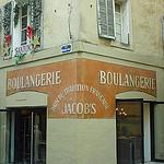 """Boulangerie """"Jacob's"""" - Rue Bédarrides par larsen & co - Aix-en-Provence 13100 Bouches-du-Rhône Provence France"""
