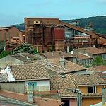 Gardanne - Usine Rio Tinto Alcan par larsen & co - Gardanne 13120 Bouches-du-Rhône Provence France