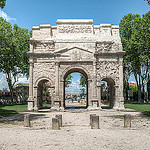 Arc de triomphe d'Orange par sposnjak - Orange 84100 Vaucluse Provence France