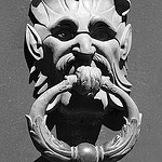 Avignon Doorknocker by  - Avignon 84000 Vaucluse Provence France