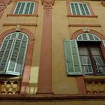 Cassis - façade en jaune et rose par larsen & co - Cassis 13260 Bouches-du-Rhône Provence France