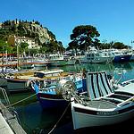 Cassis - barques de pêche by larsen & co - Cassis 13260 Bouches-du-Rhône Provence France