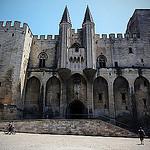 Palais des Papes by  - Avignon 84000 Vaucluse Provence France