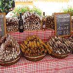 Saucisson des alpes de Haute Provence par UniqueProvence - Banon 04150 Alpes-de-Haute-Provence Provence France