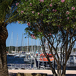 Port de porquerolles by Anhariel - Porquerolles 83400 Var Provence France