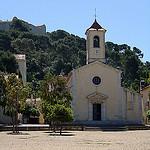 Eglise de Porquerolles by Anhariel - Porquerolles 83400 Var Provence France