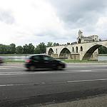 sur le Pont d'Avignon... par ornella..s - Avignon 84000 Vaucluse Provence France