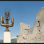 Marquis de Sade par Gramgroum - Lacoste 84480 Vaucluse Provence France