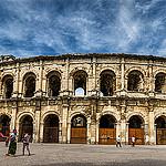 Les Arènes de Nîmes by el.manuelito - Nîmes 30000 Gard Provence France