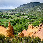Provence's Little Colorado by PlotzPhoto - Rustrel 84400 Vaucluse Provence France