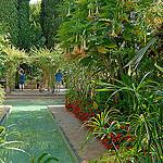 Jardin incroyable de la Villa Ephrussi de Rothschild par  - St. Jean Cap Ferrat 06230 Alpes-Maritimes Provence France
