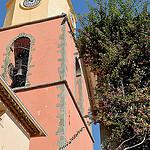Le célèbre clocher de Saint-Tropez par pizzichiniclaudio - St. Tropez 83990 Var Provence France