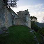 Collégiale Notre Dame Dalidon par  - Oppède 84580 Vaucluse Provence France