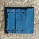 Colors of Provence : le volet bleu by brigraff - Arles 13200 Bouches-du-Rhône Provence France