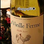 La Vieille Ferme, Récolte 2011 par Champagnophile - Bédoin 84410 Vaucluse Provence France