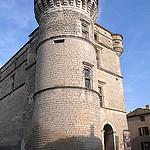 Château de Gordes : Tour nord-ouest par lepustimidus - Gordes 84220 Vaucluse Provence France