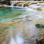 Rivière de la Castelette (Massif de la Sainte-Baume) par guitou2mars - Nans les Pins 83860 Var Provence France