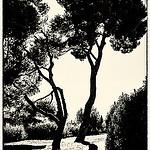 Chez Paul Cézanne en mode graphique by pierre.arnoldi - Aix-en-Provence 13100 Bouches-du-Rhône Provence France