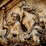 Statue du Palais de justice d'Aix par pierre.arnoldi - Aix-en-Provence 13100 Bouches-du-Rhône Provence France