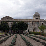 Le Monastere Saint Paul de Mausole by  - St. Rmy de Provence 13210 Bouches-du-Rh&ocirc;ne Provence France
