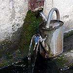 La fontaine arosoir by lepustimidus - St. Rémy de Provence 13210 Bouches-du-Rhône Provence France