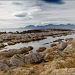 Recif de l'ïle Saint Honorat par  - Cannes 06400 Alpes-Maritimes Provence France