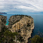 Calanque d'En-vau... et calanque de l'Oule par  - Cassis 13260 Bouches-du-Rh&ocirc;ne Provence France