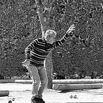 Bouliste (sport national) par PDGalvin - La Bouilladisse 13720 Bouches-du-Rhône Provence France