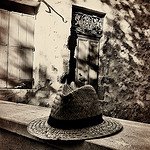 Chapeau de paille by loulou.jlou - Aix-en-Provence 13100 Bouches-du-Rhône Provence France