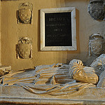 Tombeau du Pape Benoît XII, Notre-Dame des Doms par  - Avignon 84000 Vaucluse Provence France