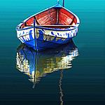 The wooden boat par  - Sanary-sur-Mer 83110 Var Provence France