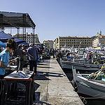 Marché sur le vieux port par anata39 - Marseille 13000 Bouches-du-Rhône Provence France