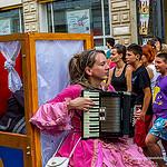 Acordéon pour le OFF du Festival d'Avignon par alalchan - Avignon 84000 Vaucluse Provence France
