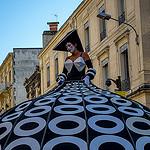 Festival d'Avignon : le OFF dans la rue by alalchan - Avignon 84000 Vaucluse Provence France
