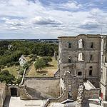 Montmajour abbey - Abbaye de Montmajour by dominique cappronnier - Arles 13200 Bouches-du-Rhône Provence France