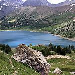 Randonnée autour du Lac D'allos par J.P brindejonc - Allos 04260 Alpes-de-Haute-Provence Provence France