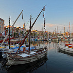 Le Port de Sanary par Vaxjo - Sanary-sur-Mer 83110 Var Provence France