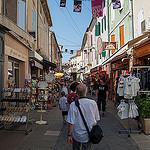Dans les rues de Vaison-la-Romaine by Joël Galeran - Vaison la Romaine 84110 Vaucluse Provence France