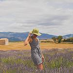 Balade au milieu des lavandes by Dri.Castro - St. Laurent du Verdon 04500 Alpes-de-Haute-Provence Provence France