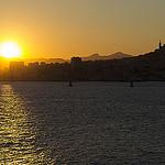 Lever de soleil sur Marseille par j_quetin - Marseille 13000 Bouches-du-Rhône Provence France