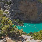 Vertige sur les Gorges du Verdon par Dri.Castro - Sainte Croix du Verdon 04500 Alpes-de-Haute-Provence Provence France